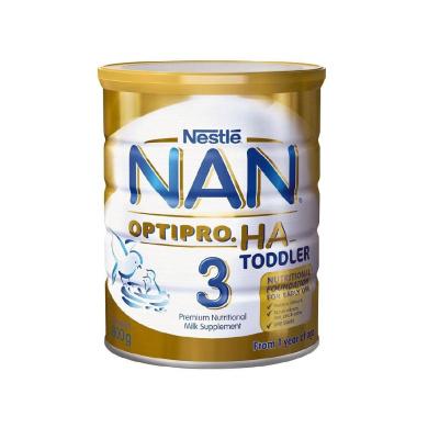 Nestle Nan Optipro Ha 3 Gold