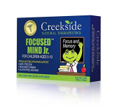 Creekside Natural Therapeutics Focused Mind Jr. (EZ Melts .