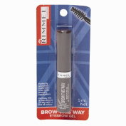 Rimmel Brow this Way Eyebrow Gel Medium Brown