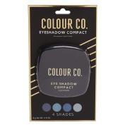 Colour Co. Eyeshadow 4 Shades Blue