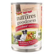 Natures Goodness Beef Stew with Carrots & Potatoes Can 400g