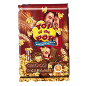 Top of the Pops Microwave Popcorn Chocolate & Caramel 100g