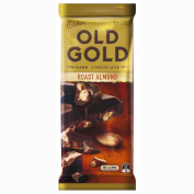 Cadbury Old Gold Roast Almond 200g