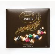 Lindt Lindor Dark Chocolate Assortment Gift Box 150g