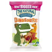The Natural Confectionery Co. Jelly Dinosaurs 260g