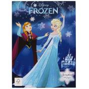 Frozen Disney Scrapbook 64 Page