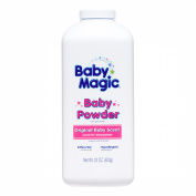 Baby Magic Baby Powder, Original Baby, 650ml