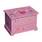 Mele Designs Kerri Girls' Musical Ballerina Jewellery Box
