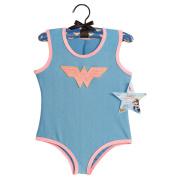 Wonder Woman - Leotard with Puff Hanger Child - One-Size