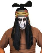 Lone Ranger Tonto Costume Wig