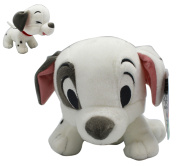 Disney's 101 Dalmatians Snuggler Plush Puppy With Green Collar