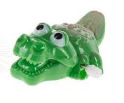 Chomping Alligator Windup Toy - By Ganz