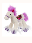 Purple Girly Gallopers Pony Plush by Ganz