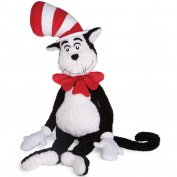 Manhattan Toy Dr. Seuss Cat in The Hat 150cm Jumbo Soft Plush Toy