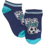 Garanimals Toddler Boys' No Show Football Assorted Socks