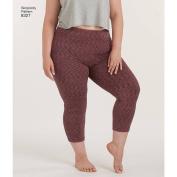 Simplicity Skirts & Pants, 1X-5X