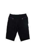 Style Co. Deep Black Plus Size Pull-On Capri Pants W