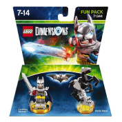 LEGO Dimensions Fun Pack LEGO Batman Movie Excaliber