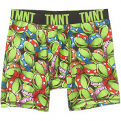 Teenage Mutant Ninja Turtles Men's Poly Boxer Brief