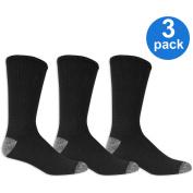 Athletic Works Men's Crew Socks 3 Pack