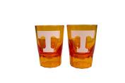 Tennessee Vols 60ml Ncaa/tennessee Plstc Shot 12pc Pdq