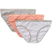 Secret Treasures Ladies Cotton Bikini Panty, 3-Pack