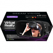 Tzumi Dream Vision Virtual Reality, Black
