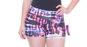 Material Girl Pink Tiedye Shorts Size XS NWT - Movaz