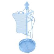 Ikee Design Metal Rotatable Jewellery Display and Jewellery Stand Hanger Organiser