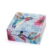 Value Arts Company Humming Bird Keepsake Accessory Box