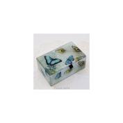Value Arts Company Butterfly Treasure Box