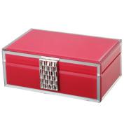 Mercer41 7.6cm H x 22cm W x 13cm D Treasured Memories Standard Jewellery Box