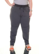 Material Girl Heather Charc Pants Size XL NWT - Movaz