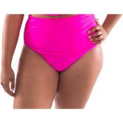 Moxi Blu Women's Plus-Size Skirted Swimsuit Bottom