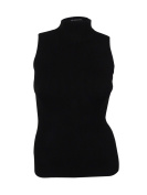 INC International Concepts Womens Plus Ribbed Mock-Neck Sweater
