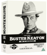 Buster Keaton Collection - The Masters of Cinema Series [Region B] [Blu-ray]