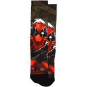 Deadpool Crew Socks