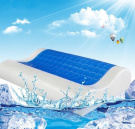 Gel Infused Memory Foam Contour Pillow