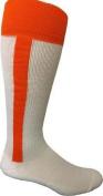 Pearsox 2-n-1 Uniform Socks, Stirrup, YOUTH, Orange