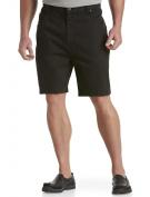 Big & Tall Harbour Bay Loose-Fit Denim Shorts