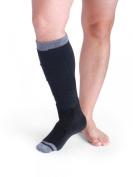 30-40 Mmhg Compreflex Below Knee W/Boot; Low Stretch; Sm Tall;Black SIGVARIS