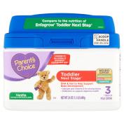 Parent's Choice Powder Milk Drink, Vanilla, Toddler Next Stage 3, 710ml