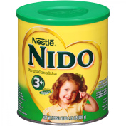 NESTLE NIDO 3+ Powdered Milk Beverage 0.8kg Canister