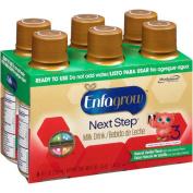 Enfagrow Next Step Natural Vanilla Flavour Milk Drink, 240ml, 6 count