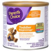 Parent's Choice Beginnings Stage Toddler Milk Drink, 590ml