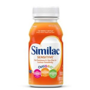 Similac Sensitive On-The-Go Ready to Feed 240ml Bottle Part No. 5079718.2ly 1