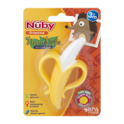 Nuby Nana Nubs Gum Massager With 360 Degree Bristles