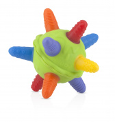 Nuby Silicone Gumball Teether