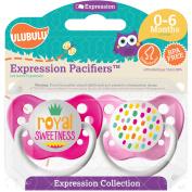 Ulubulu Royal Sweetness, 0-6 Month, 2-Pack