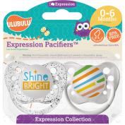 Ulubulu Shine Bright, 0-6 Month, 2-Pack